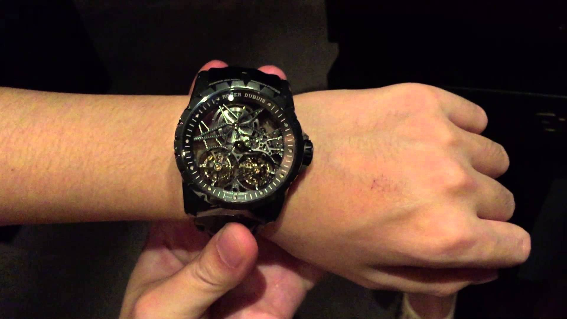 Fake Roger Dubuis Excalibur 45 Watches