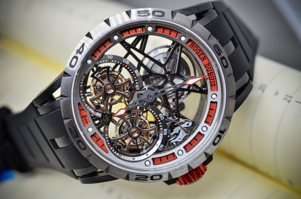 Fake Roger Dubuis Watches