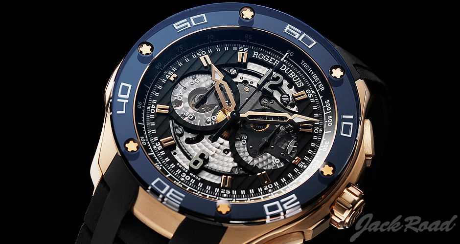 Roger Dubuis Pulsion Chronograph Replica Watch