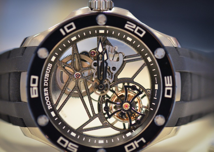 Copy Roger Dubuis Pulsion