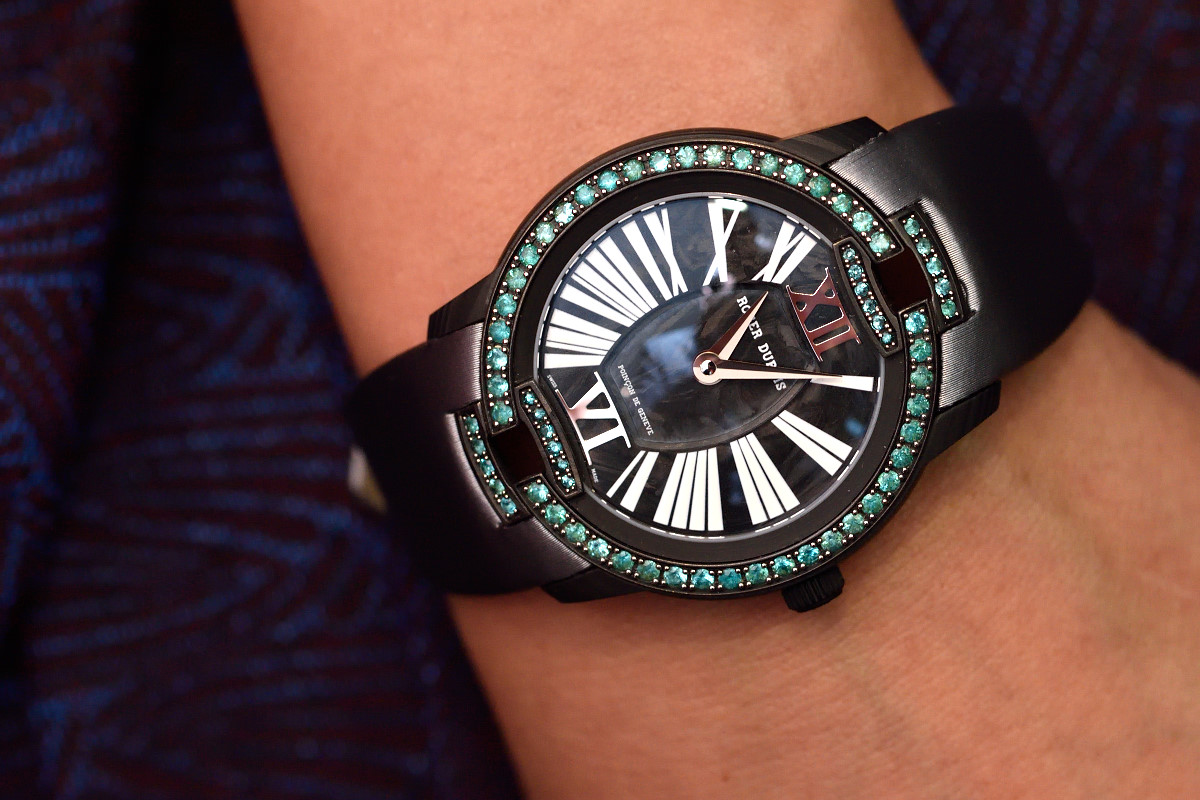 Fake Roger Dubuis Velvet watches